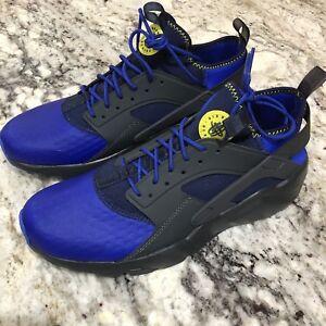 Nike Air Huarache Run SE Blue Shoes Sz 10