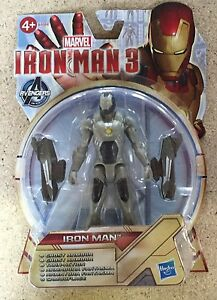 Marvel Iron Man 3-Ghost Armour Figure-Nouveau 							 							</span>