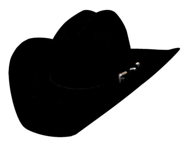 fa797e347ce Bullhide Hats 0625bl Justin Moore Collection Back Roads 6x Black ...