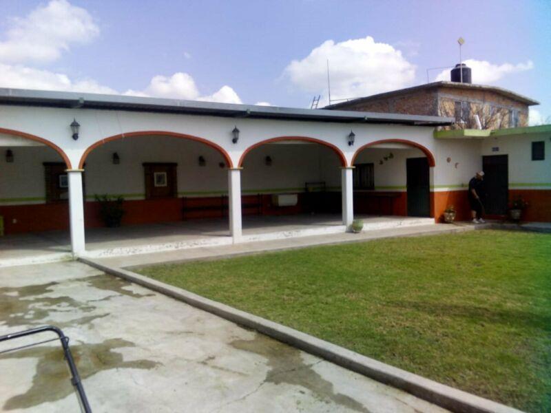 Querétaro, San Juan del Río, Jardín de fiestas en VENTA oportunidad.