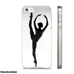 Details about BALLET BALLERINA DANCE ART CASE FITS IPHONE 4 4S 5 5S 5C 6 6S 7 8 SE PLUS X