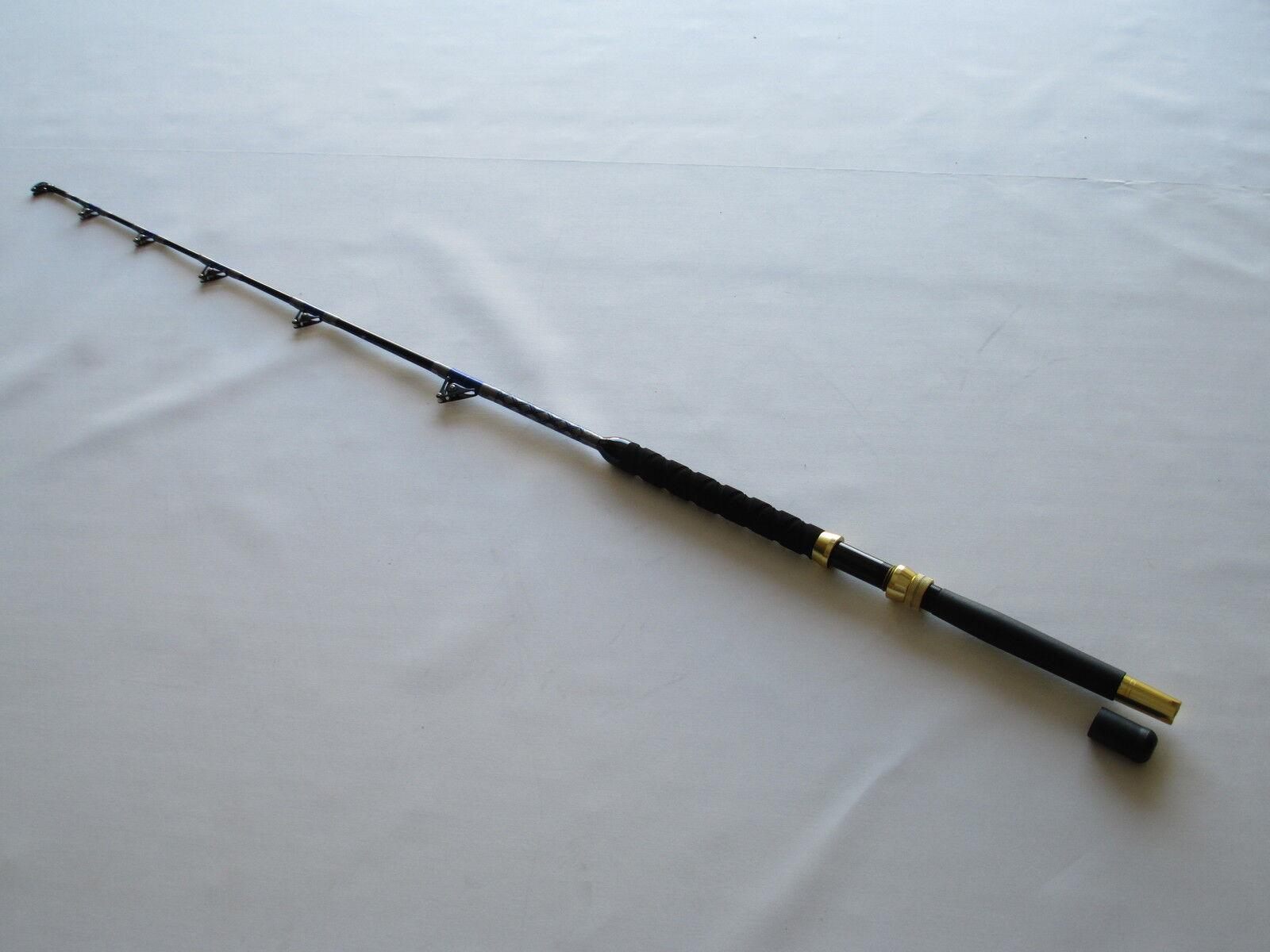 Davis Big Game Saltwater Fishing Rod Trolling Roller 15-30