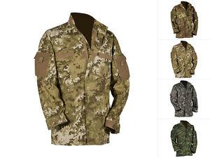 AB US ACU Feldjacke Jacke Wanderjacke Tarnjacke Camojacke Camouflage S-3XL