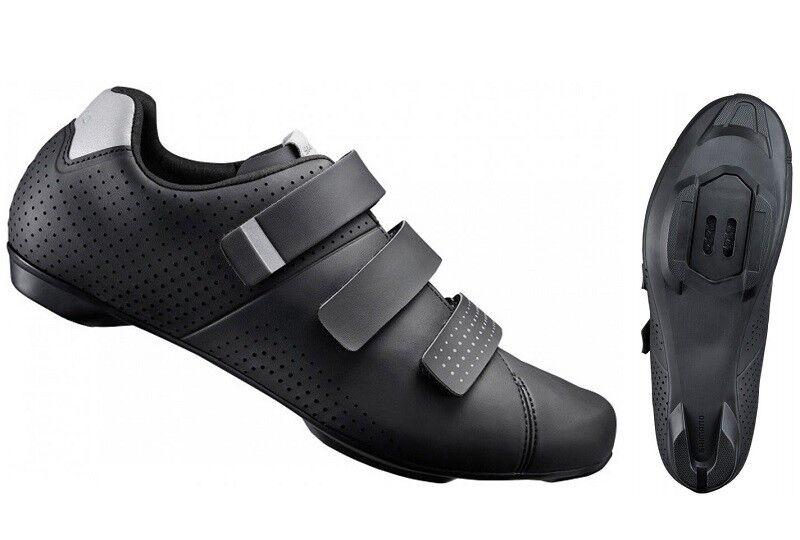 Shimano SH-RT5 Rennradschuhe black für SPD-Cleat System
