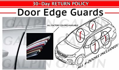 Honda Pilot Passport Painted Door Edge Guards 2016 2020 All Factory Colors Ebay