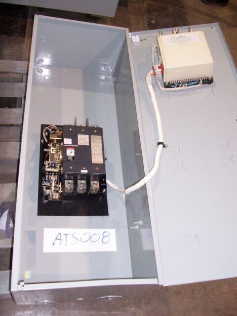 ASCO 940 Transfer Switch Assembly 480 Volt 260 Amp