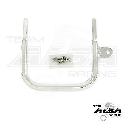 Yamaha Raptor 660  Grab Bar Bumper  Aluminum    Alba Pro Elite Silver  203 T5 S
