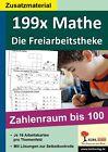 199x Mathe - Die Freiarbeitstheke von D. Manser-Hürlimann (2013, Geheftet)