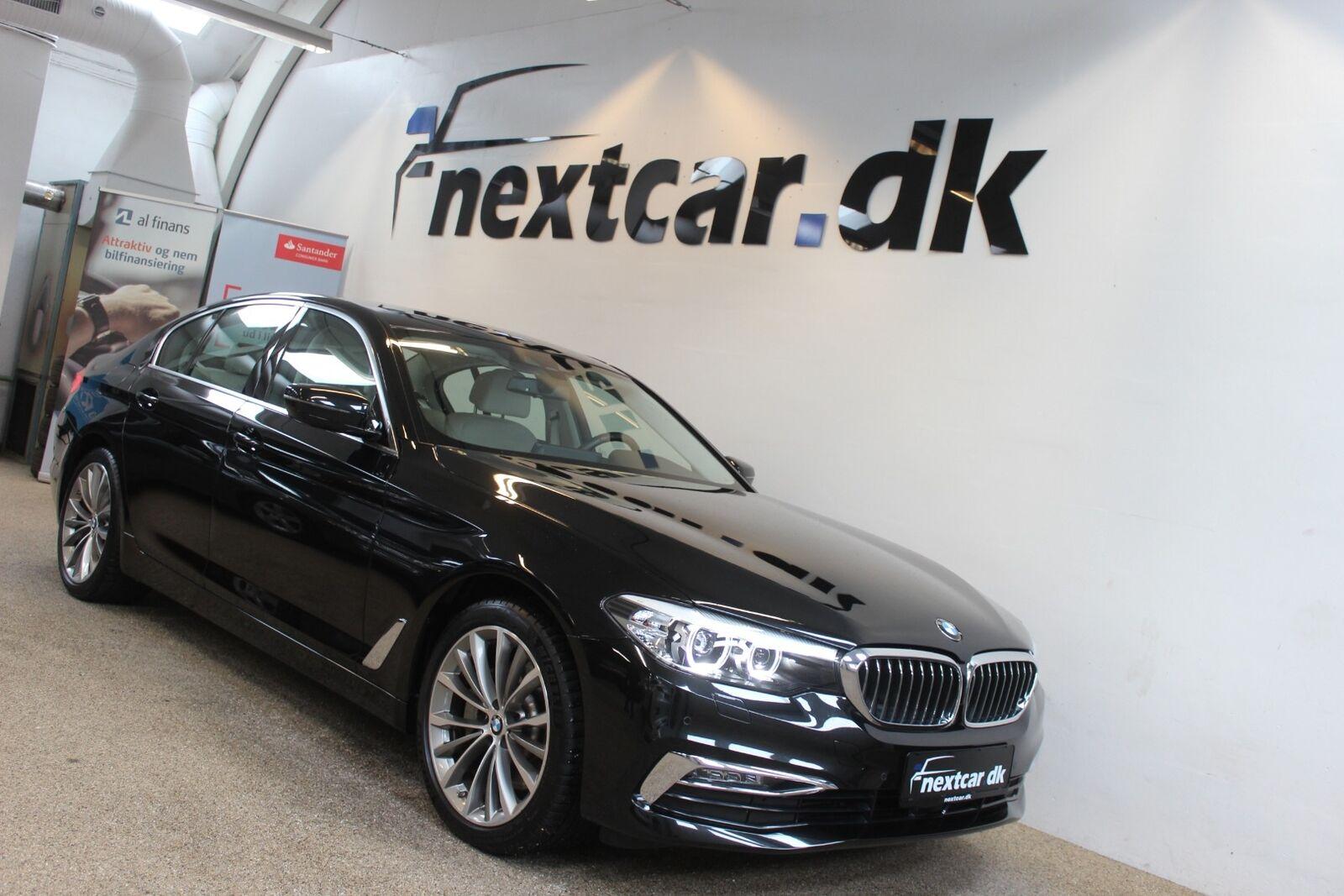 BMW 530e 2,0 Luxury Line aut. 4d