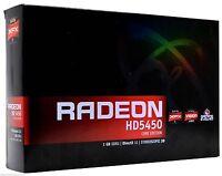 Brand Video Card Sealed Radeon Hd-5450 Core Edition 1gb Ddr3 Stereoscopic 3d