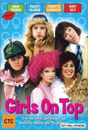 1 of 1 - Girls On Top Series 1-2 - DVD Region 4 VG Condition season