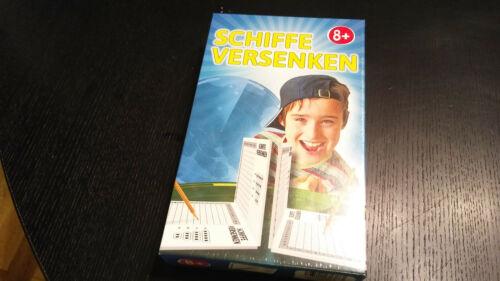 Neu original verpackt Spiele 1 Mitbringspiel  Schiffe Versenken Ab 8