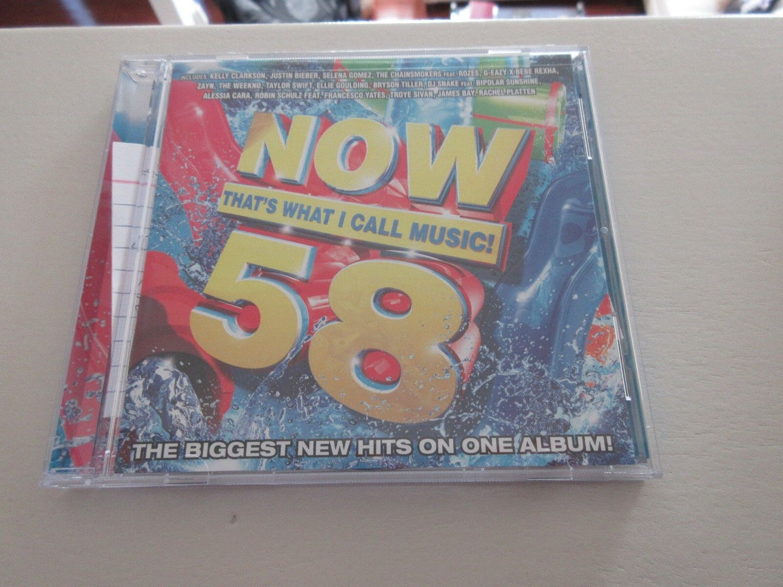 NOW That's What I Call Music ! 58 , CD