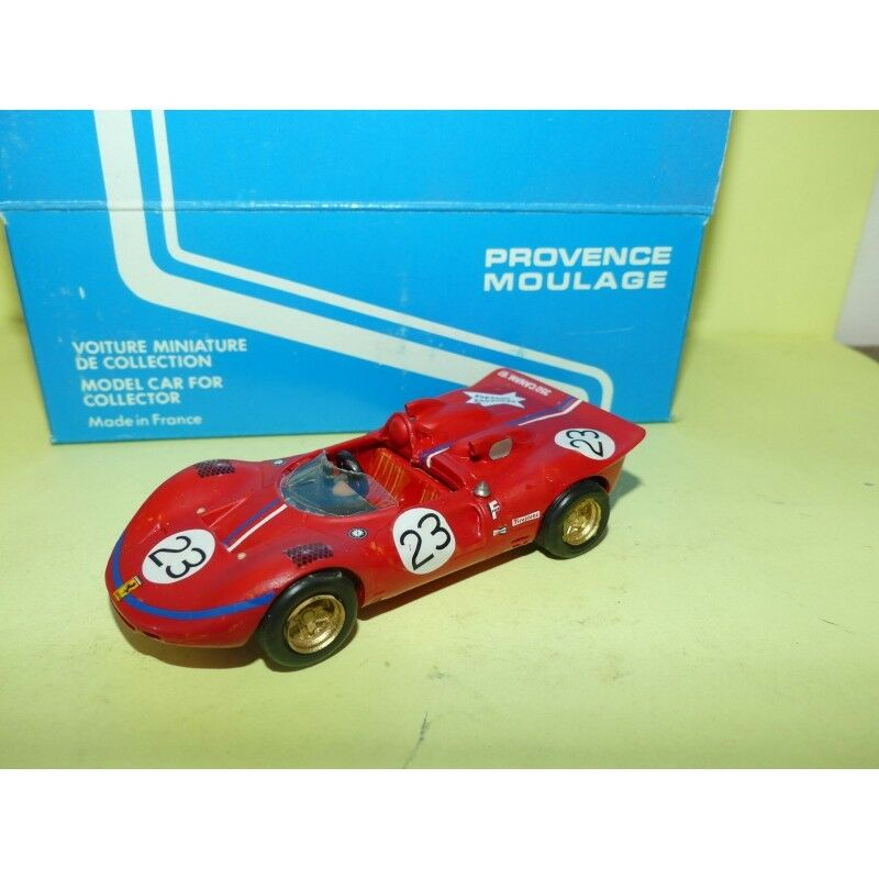 Ferrari 350 can am 1967 provence moulage 1 43 kit read listing