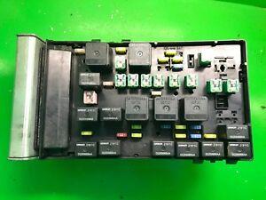 image is loading chrysler-grand-voyager-engine-bay-fuse-box-ecu-