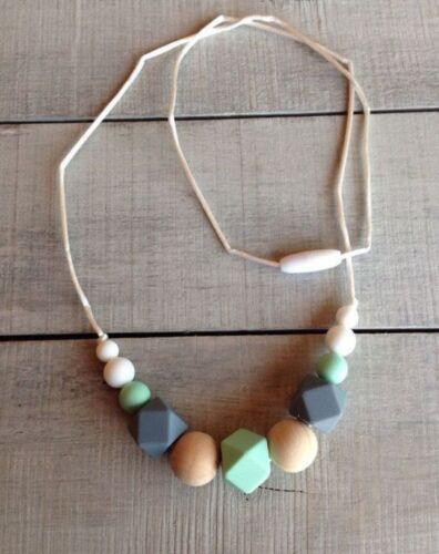 10m LIGHT GREY satin nylon cord 3mm teething DIY necklace grey rattail jewellery