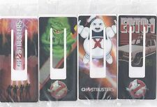 Ghostbusters Book Mark Complete Set ~ Kellogg's Cereal Promo Holographic 3D Lot
