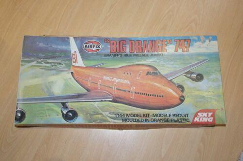 Braniff Airfix 08173 Boeing International 1 747 144 YYqwxErO