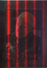 Game Of Thrones Season 3 Foil Parallel Base Card  64 Lord Tywin Lannister