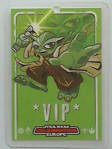 Star Wars Celebration Europe Show Pass 2007 Vip