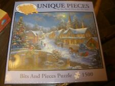 BITS AND PIECES JIGSAW PUZZLE HEAVEN ON EARTH NICKY BOEHME 1500 PCS #46721