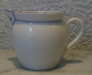 Old-Pitcher-Porcelain-Stein-Milk-Jug-Cream-Jug-Doll-039-s-House-Doll-039-s-Kitchen