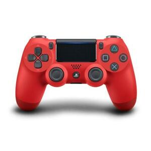 PlayStation4-DUALSHOCK4-Wireless-Controller-Magma-Red
