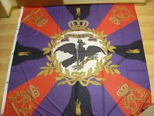 Flagge Standarte Preußische Infanterie 1806 Regimentsfahne des Hohenlohe-150x150
