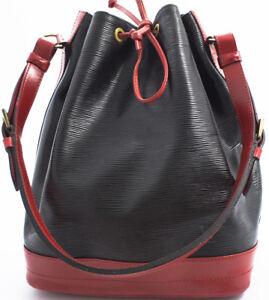 12074bf438177 Caricamento dell immagine in corso Louis-Vuitton-EPI-NOE -GRAND-a-tracolla-Shoudler-