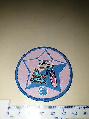 Girl Guides Girl Guiding Discovering Faith interest Patch badge New Obsolete