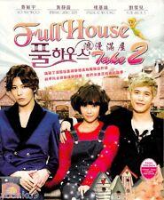 Full House Take 2 _ Korean Tv Series _ DVD _ English Sub_Region 0_Hwang Jung-eum