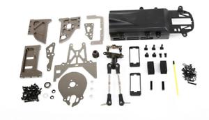 Kit de conversión de metal eléctrico sin motor y batería para HPI Baja 5b ss 1 5