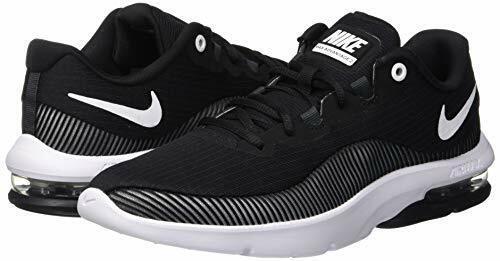 Nike Mens Air Max Advantage 2 Black White Anthracite Size 10