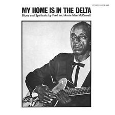 Fred And Annie Mae McDowell - My Home Is In The Delta 180G LP REISSUE NEW SUTRO