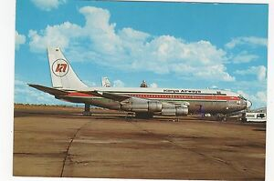 Kenya Airways Boeing 720047B Aviation Postcard A709 - Malvern, United Kingdom - IF THE GOODS ARE NOT AS DESCRIBED PLEASE RETURN WITHIN 14 DAYS OF RECEIPT FOR FULL REFUND. Most purchases from business sellers are protected by the Consumer Contract Regulations 2013 which give you the right to cancel the purcha - Malvern, United Kingdom