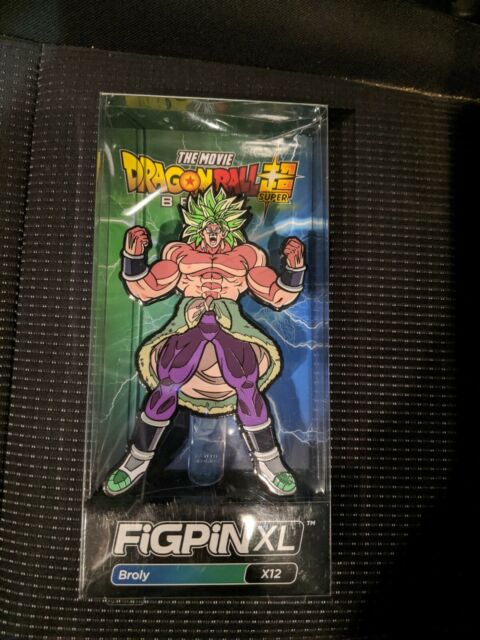 DRAGONBALL Z FIGPIN XL BROLY X12 TOEI ANIMATION