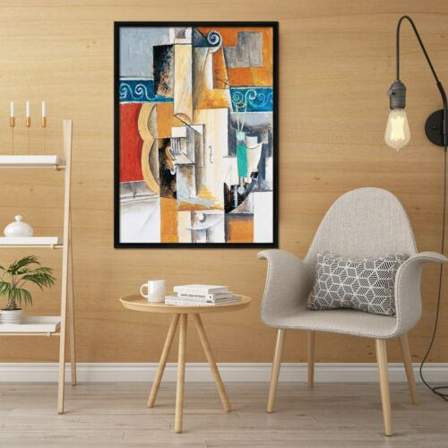 Details about  /3D  Classic Painting 12 Framed Poster Home Decor Print Painting Art AJ WALLPAPER