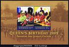 2009 - Australia - Queen's Birthday mini-sheet - MNH