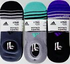 Adidas Women's Superlite No Show Socks Shoe Size 5-10 Climalite, 6 or 12 Pairs