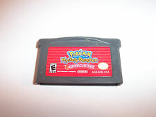 Pokemon Mystery Dungeon Red Rescue Team Game Boy Advance SP Game