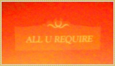 AllURequire561