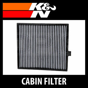 K/&N VF3004 Washable /& Reusable Cabin Air Filter Cleans and Freshens Incoming Air for your Honda Acura