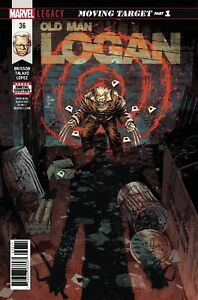 Old Man Logan #32 2017 Marvel Comics Legacy NM