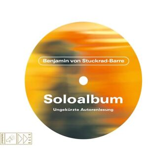 SOLOALBUM-STUCKRAD-BARRE-BENJAMIN-VON-CD-NEW