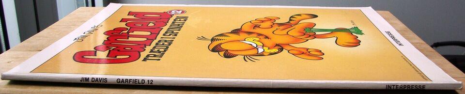 SOLGT - Garfield 12: Garfield træder i spinaten, Jim Davis,