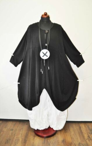 Superposé Sachet-Coins-Ballon De Luxe Jersey-tricot manteau 44,46,48,50,52,xxl XXXL