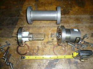 Ion-gauges-Leybold-IE-511-158-60-Varian