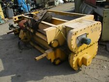 125 Ton Shaw Box Electric Cable Hoist With Dresser Tractor Trolley