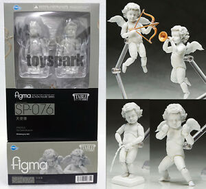 FREEing figma SP-076 The Table Museum Angel Statues Figure From Japan New