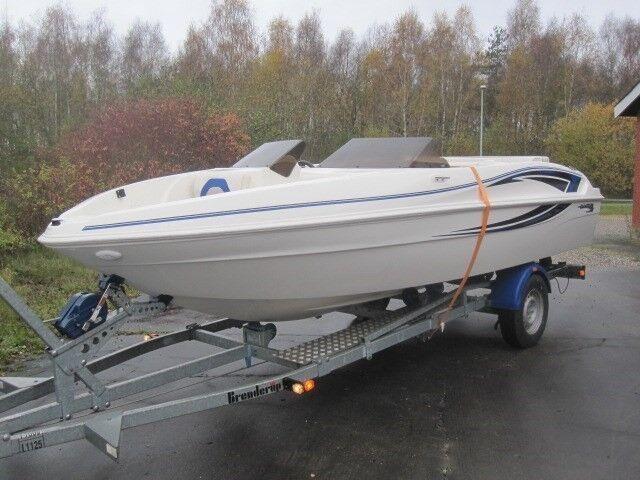 Glastron SSV 175, Speedbåd, 2010